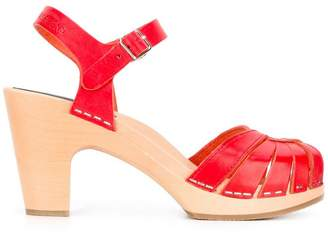 Swedish Hasbeens 'Fredrica' sandals
