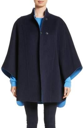 St. John Double Face Reversible Coat