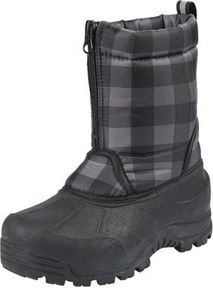 Northside Icicle Boys Waterproof Fleece Lined Insulated Snow Boots
