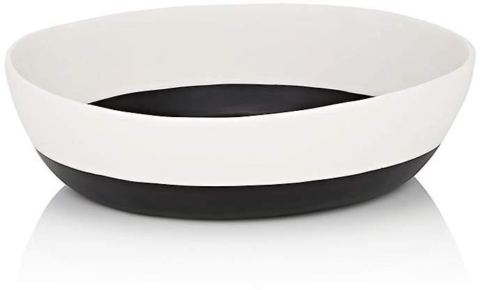 Tina Frey Designs Large Wide Serving Bowl