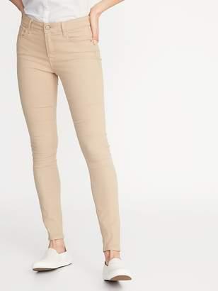 Old Navy Mid-Rise Pop-Color Rockstar Super Skinny Jeans for Women