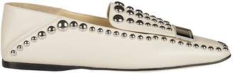 Sergio Rossi Studded Slippers