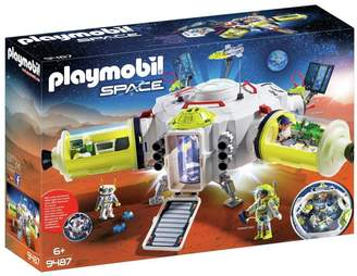 Playmobil 9487 Space Mars Space Station Playset