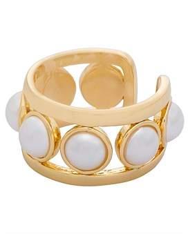 Rebecca Minkoff Pearl Illusions Ring