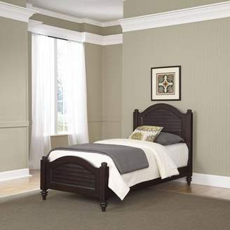 Home Styles Furniture Bermuda Espresso Twin Bed