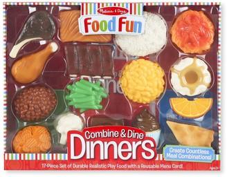 Melissa & Doug Food Fun Combine & Dine Dinners I