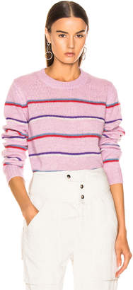 Etoile Isabel Marant Gian Sweater in Lilac | FWRD
