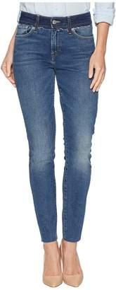 Lucky Brand Ava Mid-Rise Skinny Jeans in Darke Women's Jeans