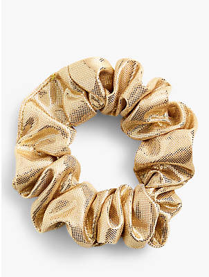 J.Crew crewcuts by Girls' Metallic Hair Scrunchy