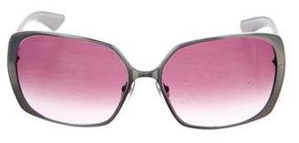 Kieselstein-Cord Snafu Oversize Sunglasses