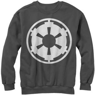 Star Wars Licensed Character Men's Empire Emblem Hoodie