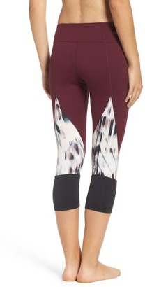 Women's Zella Constellation Crop Leggings $59 thestylecure.com
