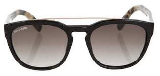 DSQUARED2 Harry Keyhole Sunglasses