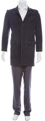 Marc by Marc Jacobs Notch-Lapel Wool Coat