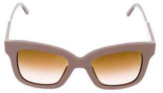 Stella McCartney Tinted Square Sunglasses