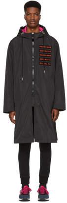 Diesel Black J-Elinx Coat