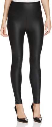 Lysse High Rise Faux Leather Leggings