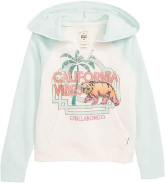 Billabong Days Off Hooded Pullover Sweatshirt