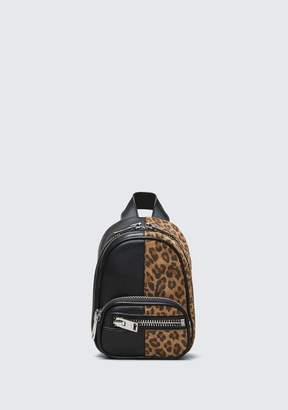 Alexander Wang ATTICA MINI BACKPACK CROSSBODY