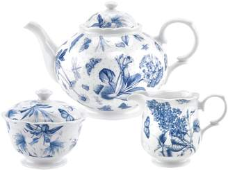 Portmeirion 3 Piece Botanic Tea Set