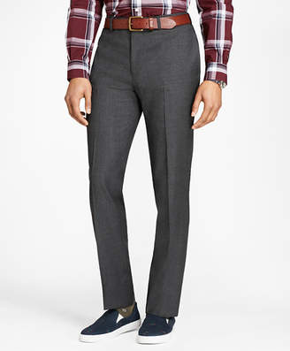 Brooks Brothers Wool Flannel Trousers
