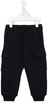 Moncler cargo trackpants