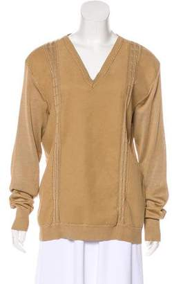 Givenchy Textured Knit Sweater