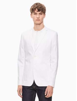 Calvin Klein slim fit bedford cord jacket