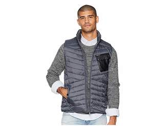 Members Only Down Blend Quilted Puffer Vest