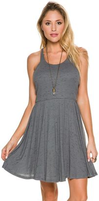 Element Rania Rib Knit Tank Dress $39.95 thestylecure.com