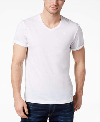 G Star G-Star Men's V-Neck T Shirt