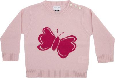 Barneys New York Butterfly Sweater