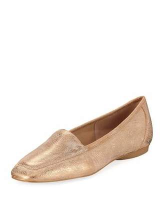 Donald J Pliner Deedee Slip-On Metallic Flat, Bronze