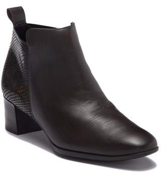 Munro American Alix Leather Bootie - Multiple Widths Available