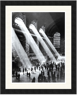 Amanti Art Grand Central Station Framed Art Print by Unknown Artist