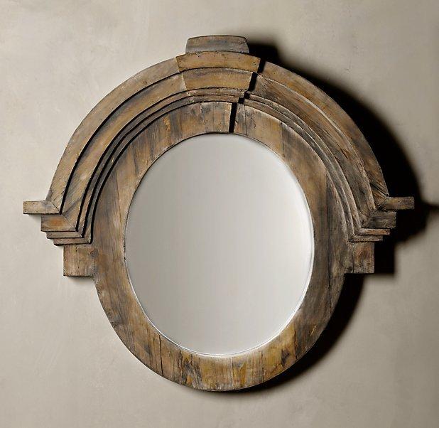 Mansard Mirrors