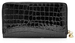 Alexander McQueen Alexander McQueen Textured Leather Wallet