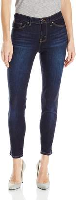 Lee Women's Modern Series Midrise Fit Anna Skinny Ankle Jean