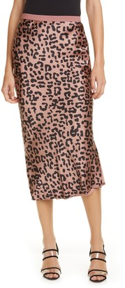 CAMI NYC The Jessica Silk Skirt
