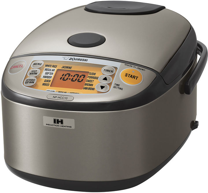 ZOJIRUSHI 5-Cup Induction Heating System Rice Cooker and Warmer