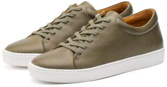 JAK Shoes - Royal Olive