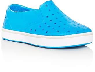 Native Unisex Miles Waterproof Slip-On Sneakers