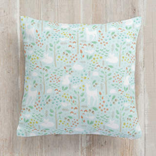 Happy Forest l Square Pillow