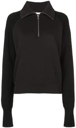 Helmut Lang high neck sweatshirt