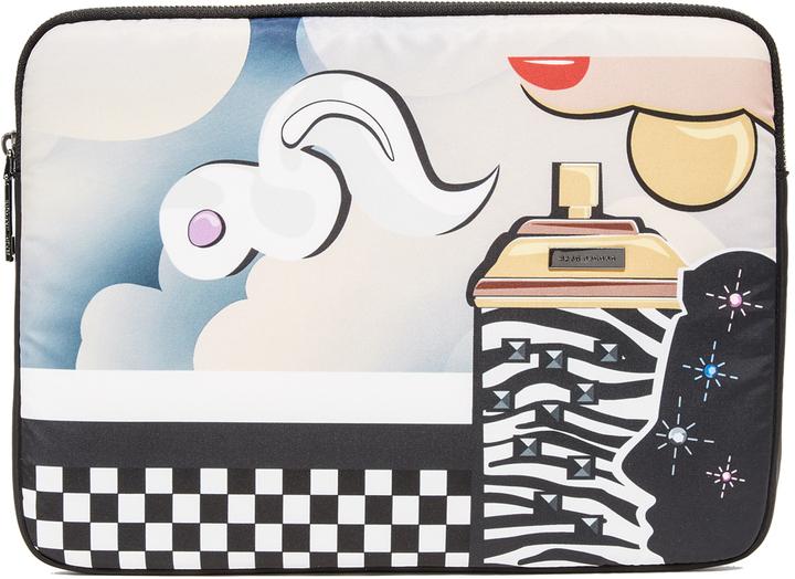 """Marc JacobsMarc Jacobs 13"""" Clouds Computer Case"""