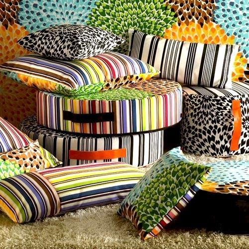 Missoni Home - garden outdoor living collection by missoni home
