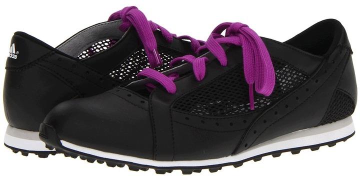 adidas Driver ClimaCool (Black/Running White/Black) - Footwear