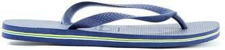 Topman HAVAIANAS Navy Brazil Logo Flip Flops