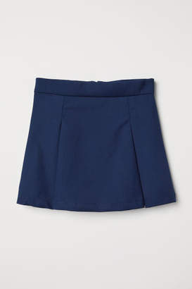 H&M Pleated Skirt - Blue