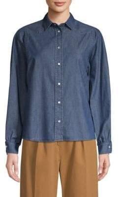 Max Mara Acqui Woven Shirt